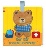 Ben Bär braucht ein Pflaster
