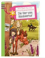 Ein Fall für die Pony-Kommissare - Die Vier vom Blaubeerhof