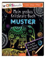 Mein großes Kritzkratz-Buch Muster