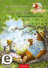 Hase und Holunderbär - Die Geburtstagsüberraschung: Eine Abenteuergeschichte von Walko