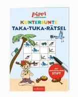 Pippi Langstrumpf - Kunterbunte Taka-Tuka-Rätsel