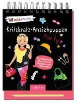 Kritzkratz-Anziehpuppen Party