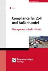 Compliance für Zoll und Außenhandel