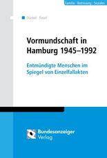 Vormundschaft in Hamburg 1945-1992