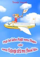 Finja hat keine Angst vorm Fliegen