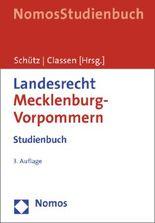 Landesrecht Mecklenburg-Vorpommern, Studienbuch