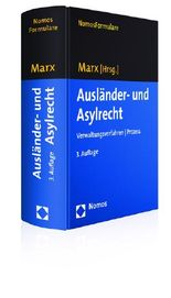 Ausländer- und Asylrecht, m. CD-ROM