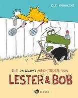 Die neuen Abenteuer von Lester und Bob