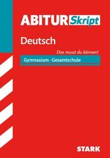 AbiturSkript - Deutsch