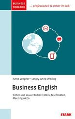 Anne Wegner/Lesley-Anne Weiling: Business Toolbox - Business English