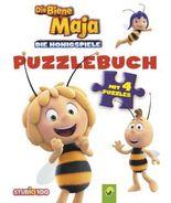 Biene Maja Die Honigspiele Puzzlebuch