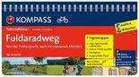 Fuldaradweg, Von der Fulda-Quelle nach Hannoversch Münden