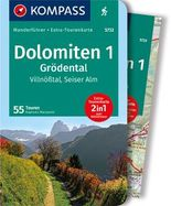 Dolomiten 1, Grödental, Villnößtal, Seiser Alm