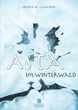 Asta im Winterwald