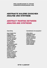 Abstrakte Malerei aus Amerika und Europa