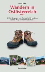 Wandern in Ostösterreich, Band 1
