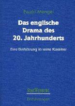 Das englische Drama des 20. Jahrhunderts