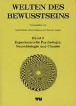 Experimentelle Psychologie, Neurobiologie und Chemie