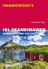 101 Skandinavien - Reiseführer von Iwanowski
