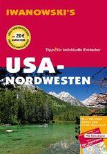 USA Nordwesten - Reiseführer von Iwanowski