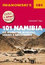 101 Namibia - Reiseführer von Iwanowski