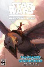 Star Wars: The Clone Wars (der offizielle Comic zur TV-Serie)