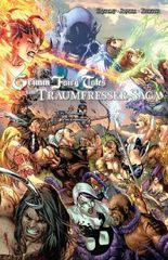 Grimm Fairy Tales: Die Traumfresser-Saga