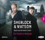 Sherlock & Watson – Neues aus der Baker Street: Ein Fluch in Rosarot (Fall 2)