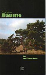 Bäume in Rheinhessen