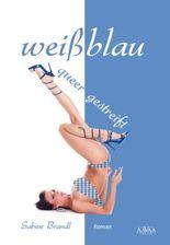 weißblau queer gestreift