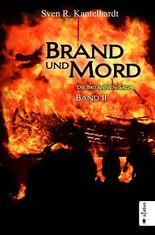 Brand und Mord. Die Britannien-Saga. Band 2