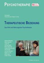 Therapeutische Beziehung