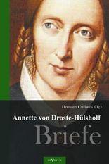 Annette von Droste-Hülshoff. Briefe