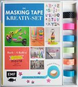 Das Masking Tape Kreativ-Set, m. 6 Rollen original masté Masking Tape