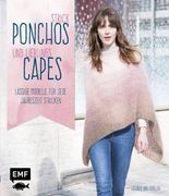 Strick-Ponchos und Lieblings-Capes
