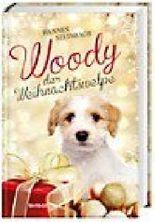 Woody, der Weihnachtswelpe