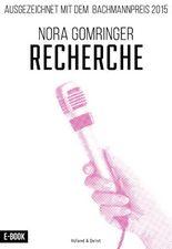 Recherche (enhanced): enthält zusätzlich die Audiodatei des Textes gelesen von Nora Gomringer - Gewinnertext Bachmannpreis 2015