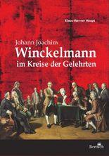 Johann Joachim Winckelmann im Kreise der Gelehrten