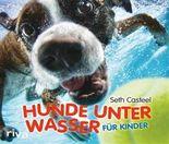 Hunde unter Wasser für Kinder