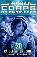 Star Trek - Corps of Engineers 20: Rätselhaftes Schiff