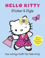 Hello Kitty - Sticker & Style