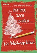 Kritzel dich durch ... bis Weihnachten
