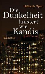 Die Dunkelheit knistert wie Kandis: Gedichte