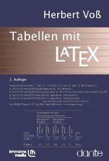 Tabellen mit LaTex