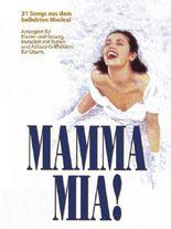 Mamma Mia!, arrangiert für Klavier und Gesang