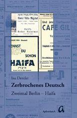 Zerbrochenes Deutsch