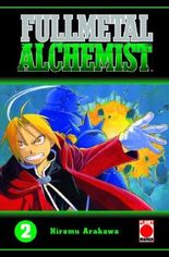 Fullmetal Alchemist. Bd.2