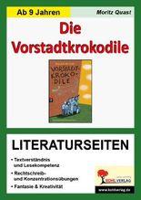 Die Vorstadtkrokodile - Literaturseiten