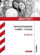 Arbeitsheft Deutsch als Zweitsprache, Lernfeld 1, m. MP3-CD