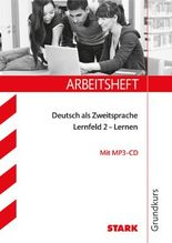 Arbeitshefte / Deutsch als Zweitsprache, Lernfeld 2 - Lernen